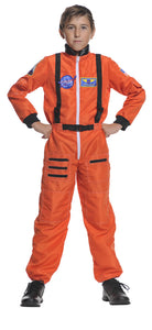 ASTRONAUT ORANGE CHILD 4-6
