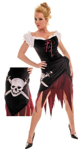 PIRATE WENCH SZ SMALL