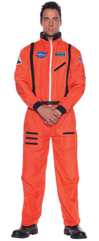 ASTRONAUT MENS ORANGE XXLARGE