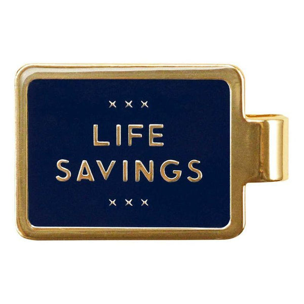 Money Clip- Life Savings