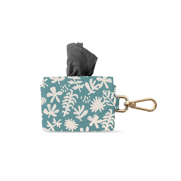 Dog Waste Bag Holder - Desert Flower