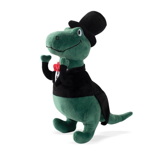 Smokin Rex Tux Ready  Dog Toy