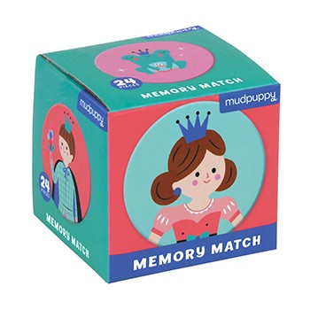 Memory Match - Enchanting Princess