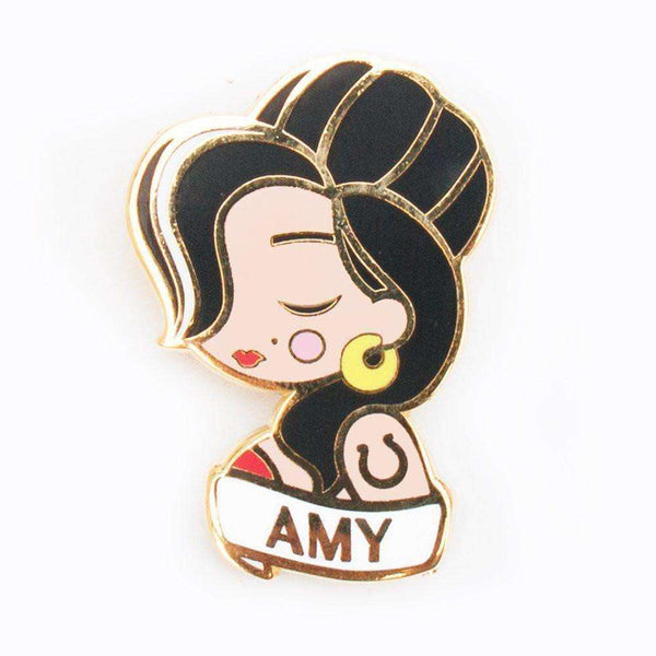 Amy Enamel Pin