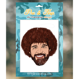 Pro and Hop Bob Ross  Air Freshener