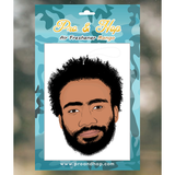 Pro and Hop Gambino Air Freshener