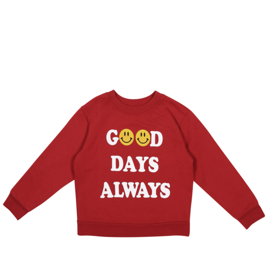 Good Days Always Boxy Sweatshirt