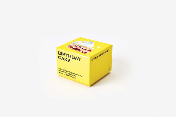 Little Puzzle Thing:  Birthday Cake