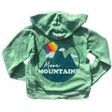 Move Mountains Burnout Hoody