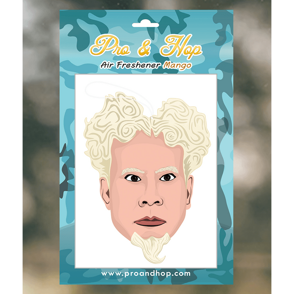 Pro and Hop Mugatu Air Freshener