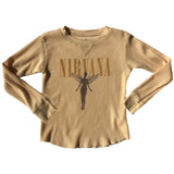 Nirvana Thermal Burnout Tee