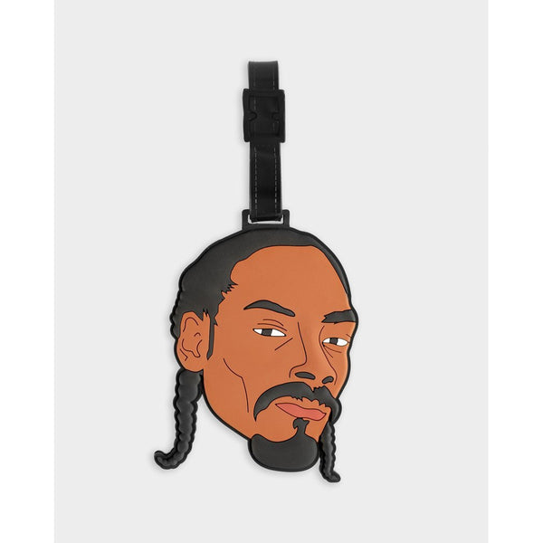 Snoop Luggage Tag