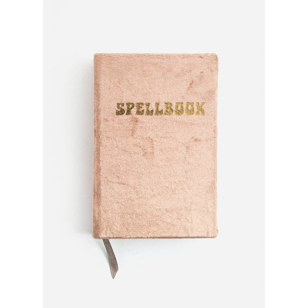 Copper Velvet Spellbook Journal