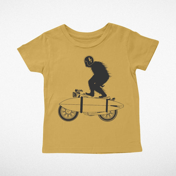 Spirit Animal Tee - Gold