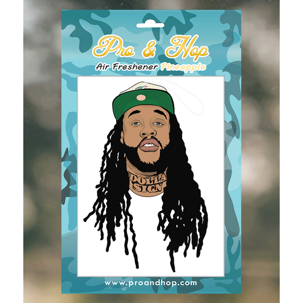 Pro and Hop Ty Dolla Sign Air Freshener