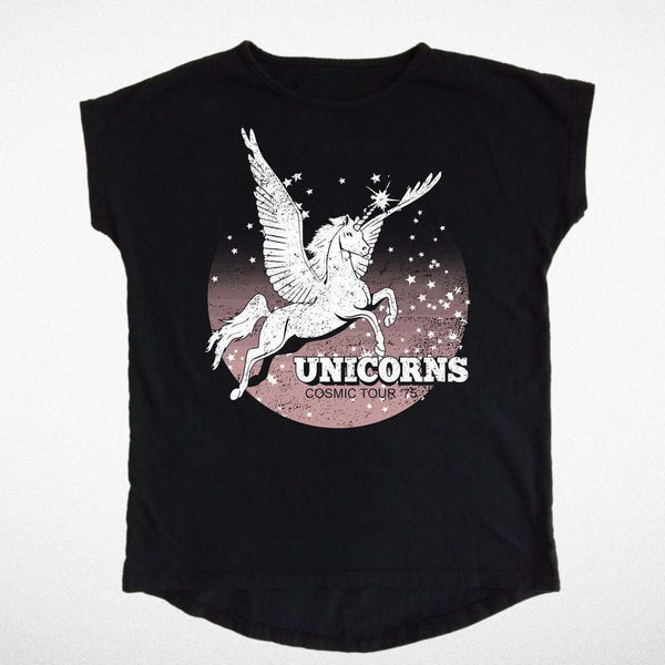 Unicorns Dolman Tee