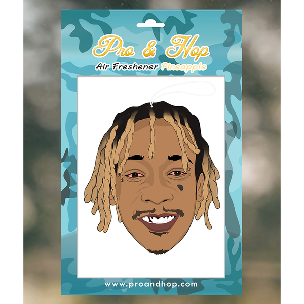 Pro and Hop Wiz Face Air Freshener