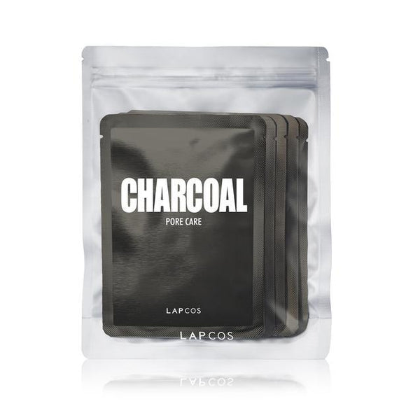 Daily Face Mask Pack Of 5- Charcoal