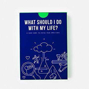 What Should I Do With My Life -Card Games