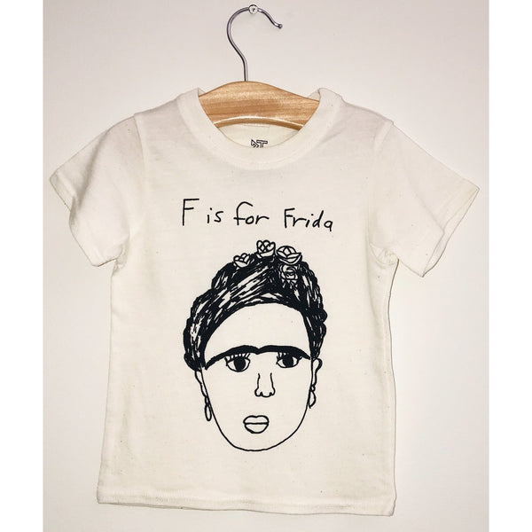 F Is For Frida Tee