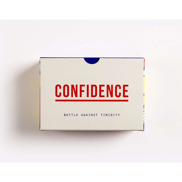 Confidence-Card Game