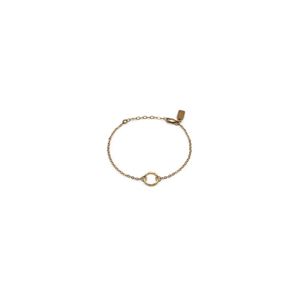 Karma Bracelet Gold Filled by Common People