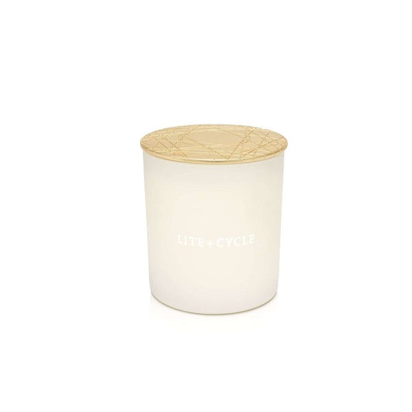 Lite + Cycle Vessel Vetiver Candle