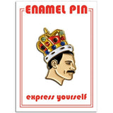 Found Pin- Freddie Mercury