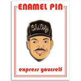 Found Pin- Chance The Rapper