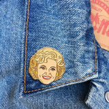 Found Pin- Betty White