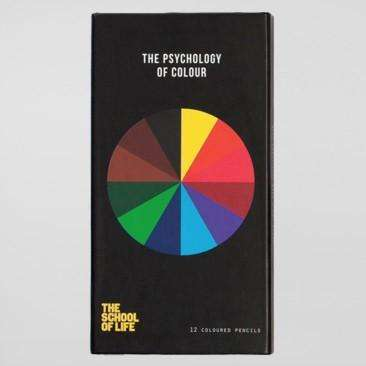 The Psychology Of Colour Pencils