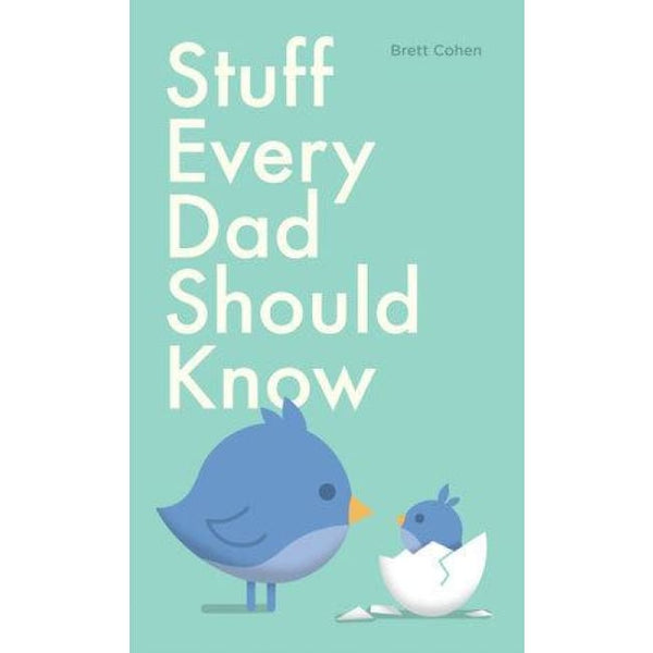 Stuff Every Dad Should Know Books