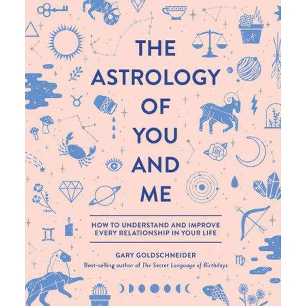 The Astrology Of You And Me Books