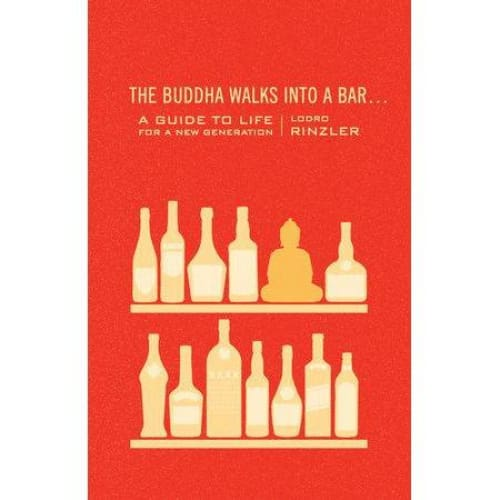 The Buddha Walks Into A Bar Book