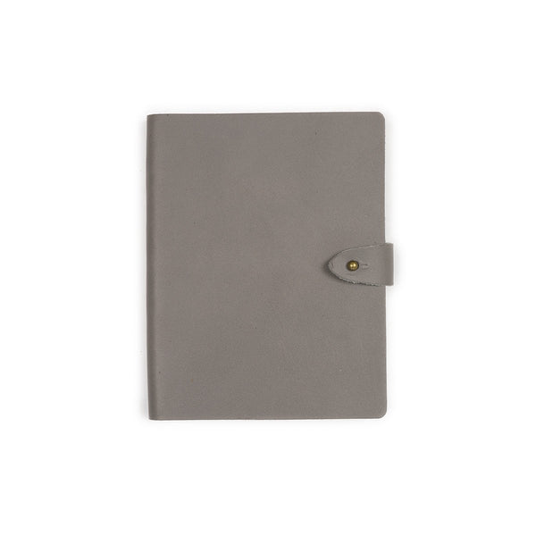 Venture Stud Lined Journal - Stone