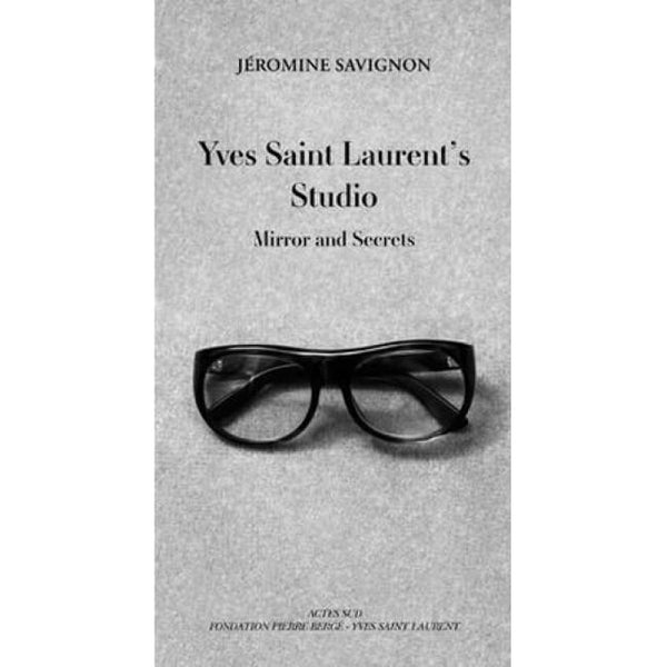 Yves Saint Laurents Studio Book