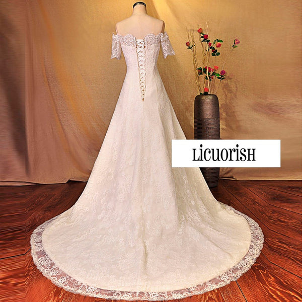 The Bernadette Wedding Gown
