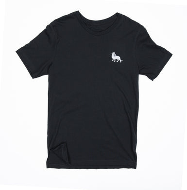 Haute Filth Logo Tee - Black