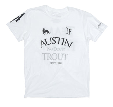HF x Austin Trout Camp Tee (White)