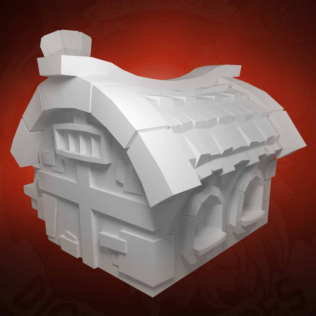 Fire Forge - 3D Printable Model