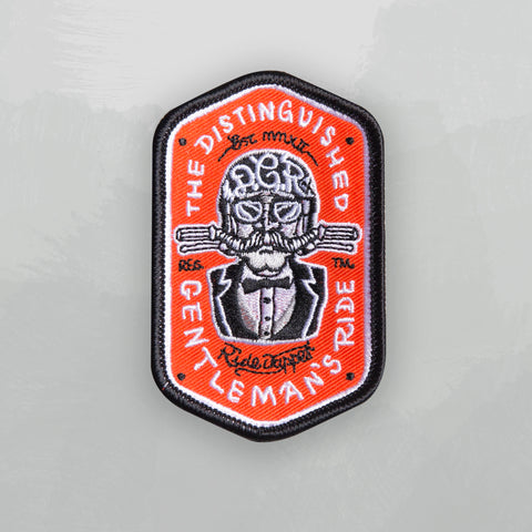Hirsute Handlebar Patch