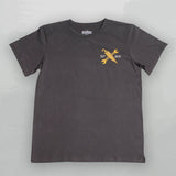The DGR Heritage Tee - Grey