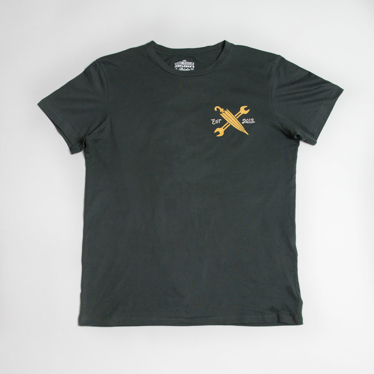 The DGR Heritage Tee - Green