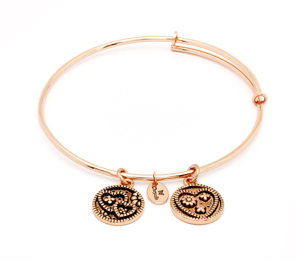Love Expandable Bangle - Stevens Jewellers Letterkenny Donegal