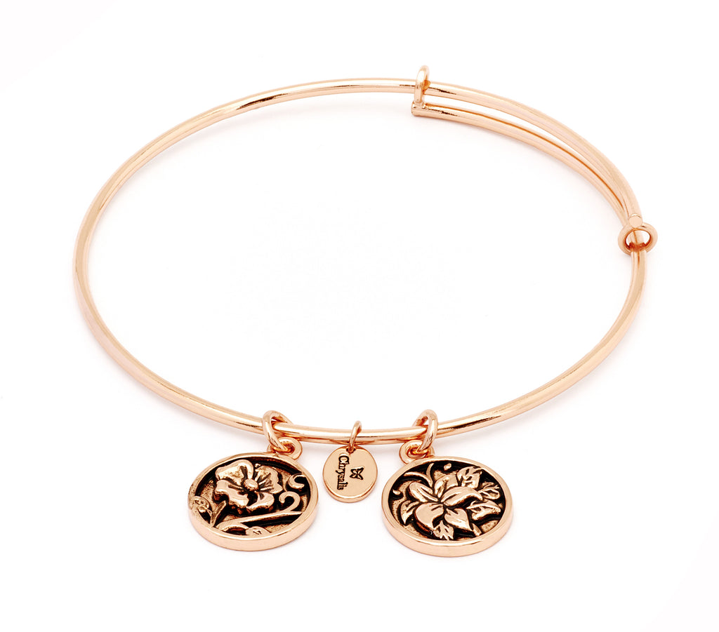 Nature Expandable Bangle - Stevens Jewellers Letterkenny Donegal