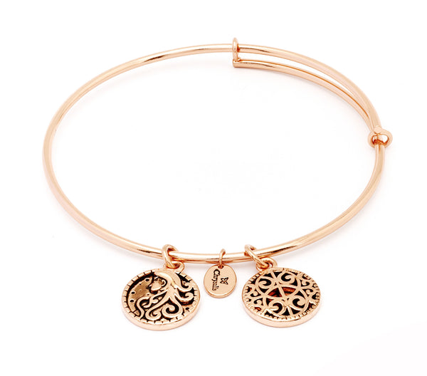 Femininity Expandable Bangle - Stevens Jewellers Letterkenny Donegal