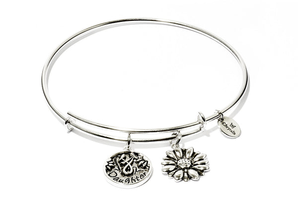 Daughter Expandable Bangle - Stevens Jewellers Letterkenny Donegal
