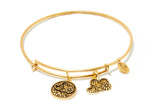 Aunt Expandable Bangle - Stevens Jewellers Letterkenny Donegal