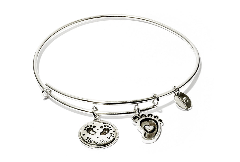 New Baby Expandable Bangle - Stevens Jewellers Letterkenny Donegal