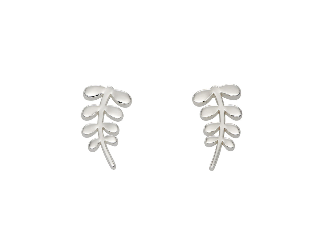 Orla Kiely Buddy Silver Stem Stud Earrings - Stevens Jewellers Letterkenny Donegal